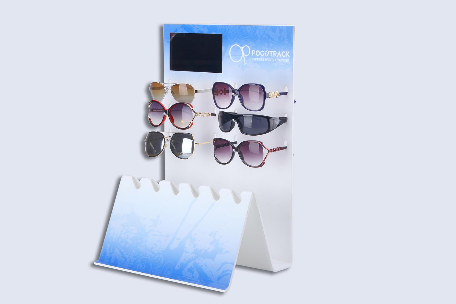 Glasses display stand