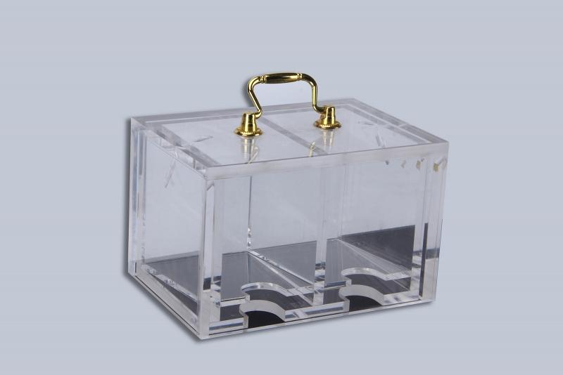 Acrylic Chip Box