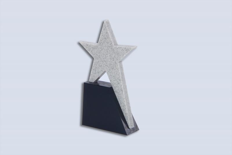Acrylic crystal cup medal