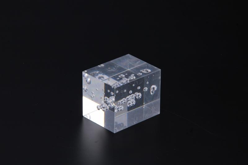 Bubble square stick