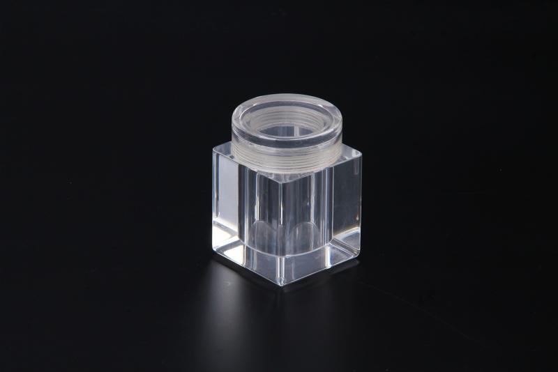 Acrylic bottle